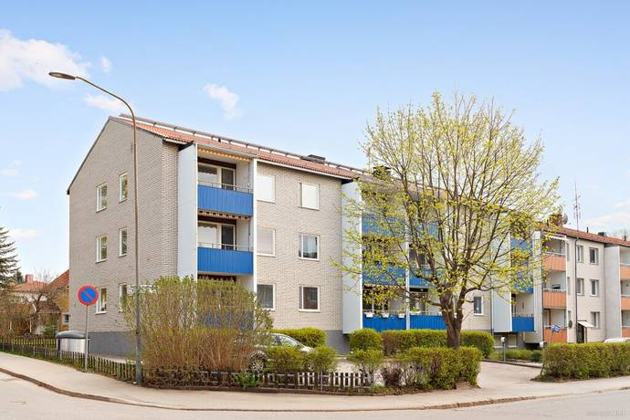 Bild: 3 rum bostadsrätt på Fältvägen 20a, Stockholms kommun Spånga-Bromsten