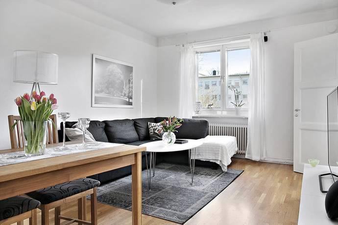 Bild: 2 rum bostadsrätt på Runiusgatan 7, Stockholms kommun Kungsholmen/Fredhäll