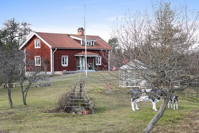 Bild: 5 rum gård/skog på Glysebo gård, Kinda kommun ÅTVIDABERG