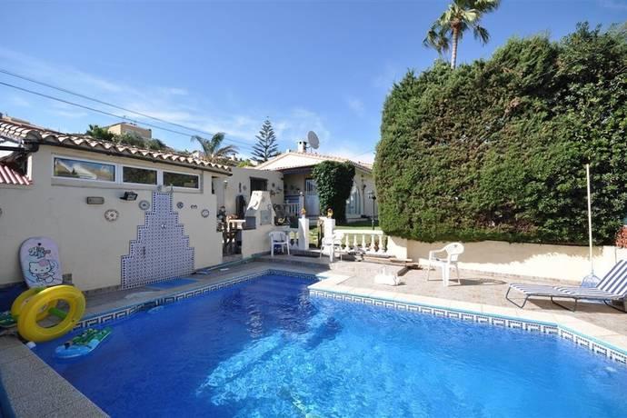 Bild: 3 rum villa på Villa belägen 200 meter från havet!, Spanien Estepona