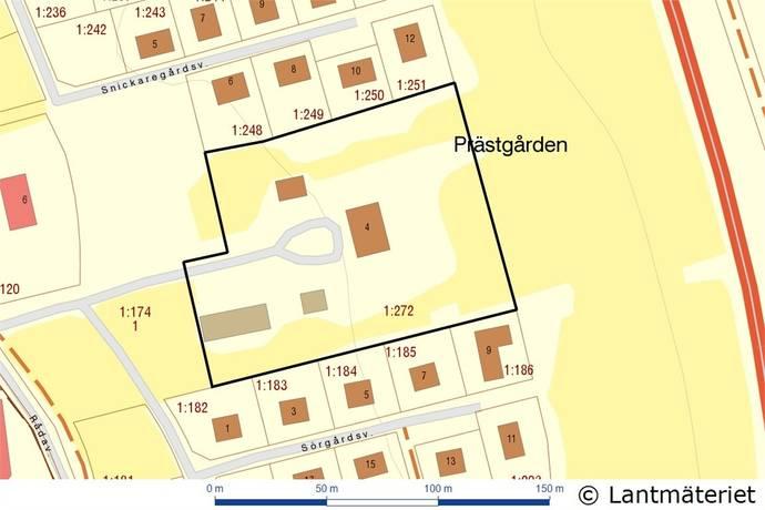 Bild: 13 rum villa på Rådavägen 4, Hagfors kommun