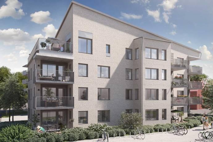 Bild: 2 rum bostadsrätt på Propellergatan 4, Norrköpings kommun Lindö