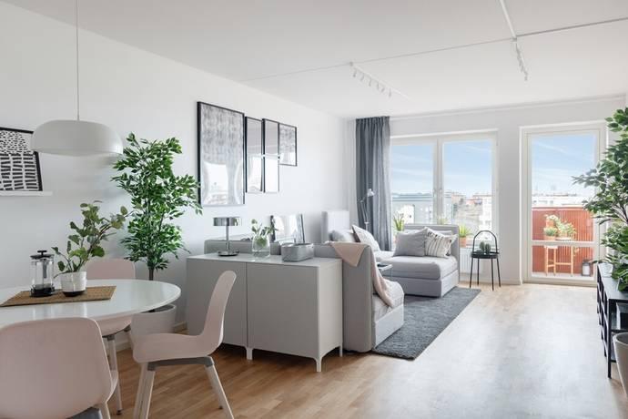 Bild: 2 rum bostadsrätt på Årstaskogs Väg 9 B, Stockholms kommun Årstaberg