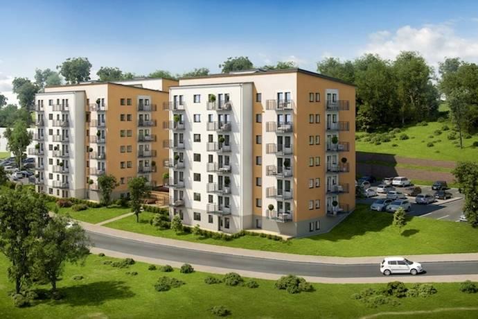 Bild: 2 rum bostadsrätt på Småbrukets Backe  12 6tr, Huddinge kommun