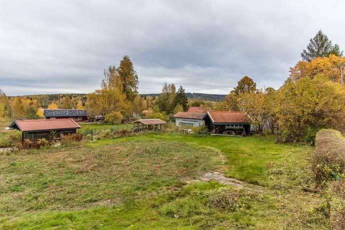 Bild: tomt på Källängsvägen 52, Smedjebackens kommun Källänget
