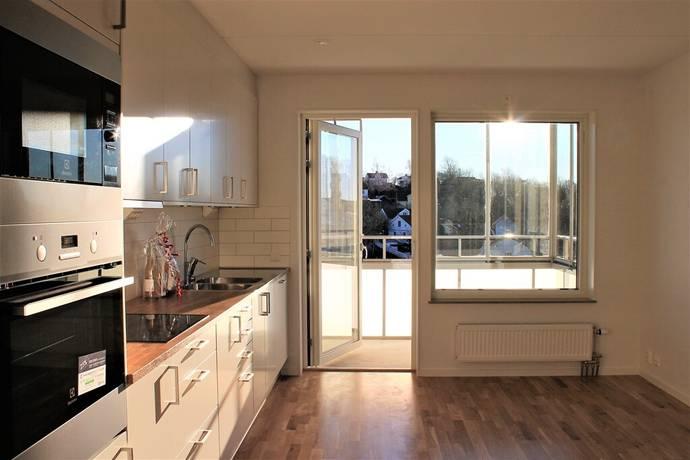 Bild: 3 rum bostadsrätt på Kvarnbygatan 47, Mölndals kommun KVARNBYN