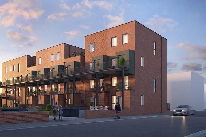 Bild: 4 rum bostadsrätt på BRF Förstlingen, lgh 221, Eskilstuna kommun Västra Munktellstaden