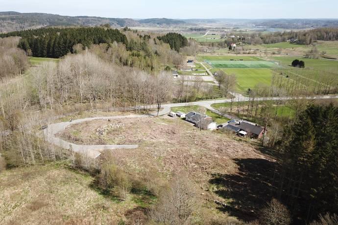 Bild: tomt på Östra Romelanda 300, Kungälvs kommun Diseröd