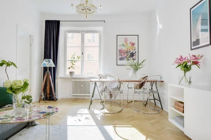 Bild: 2 rum bostadsrätt på Pontonjärgatan 32, 2 tr, Stockholms kommun Kungsholmen