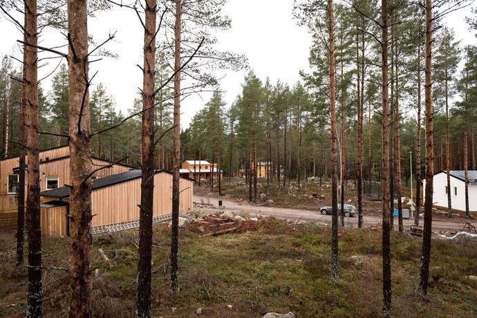 Bild: tomt på Bråstaborgsgatan 34, Sala kommun Bråstaborg