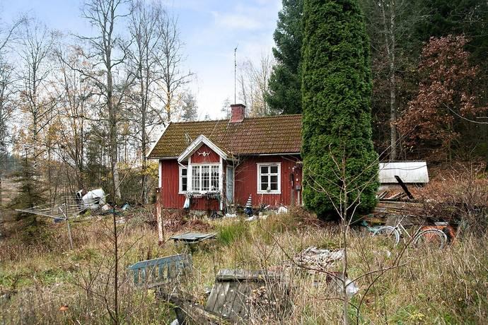 Bild: 3 rum villa på Lindåsens väg Mörtsjöbro 33, Härryda kommun Hällingsjö