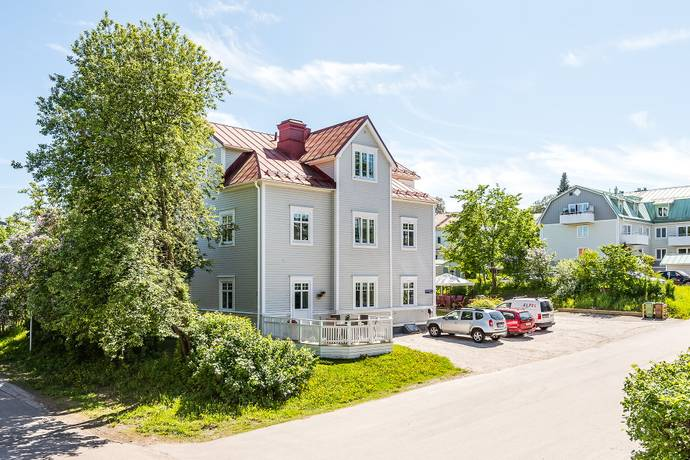 Bild: 3 rum bostadsrätt på Högbergsgatan 5, Sundsvalls kommun Centralt