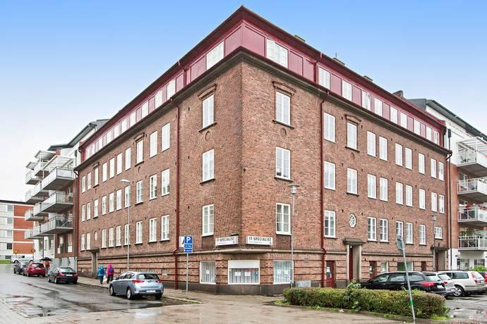 Bild: 2 rum bostadsrätt på Bryggaregatan 12, Eslövs kommun Eslöv