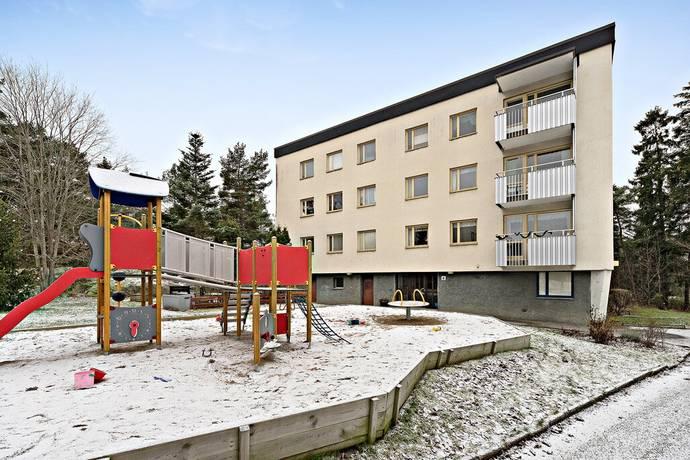 Bild: 3 rum bostadsrätt på Ullerudsbacken 67, 3 tr, Stockholms kommun Farsta Strand