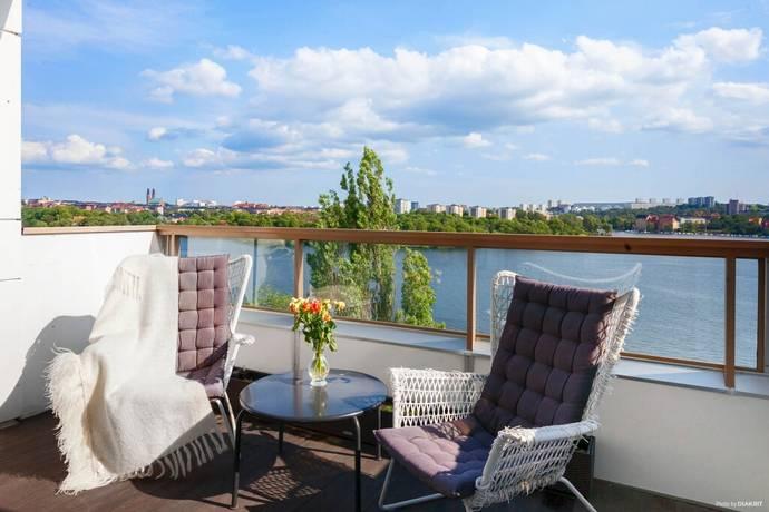Bild: 6 rum bostadsrätt på Wivalliusgatan 17, 7 tr, Stockholms kommun Kungsholmen