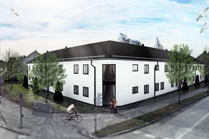 Bild: 3 rum bostadsrätt på Västgötagatan 1, Katrineholms kommun Centralt