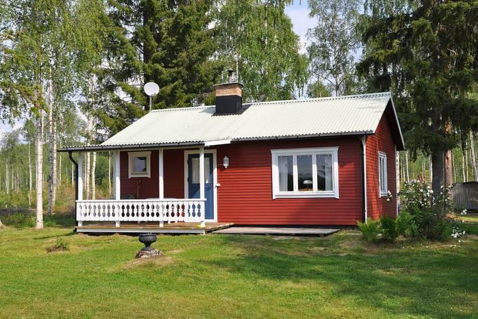 Bild: fritidshus på Nybyn Bomvägen 40, Överkalix kommun Överkalix Nybyn