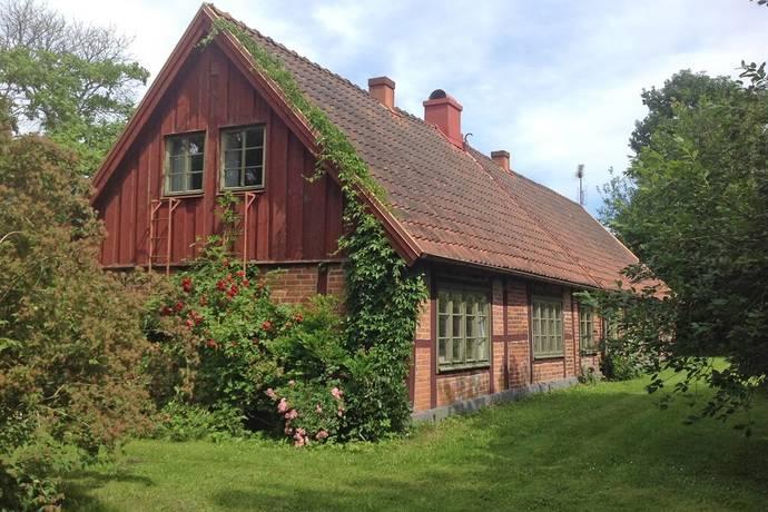 Bild: 10 rum villa på Lyby Säteri Annex, Hörby kommun Lyby/Hörby