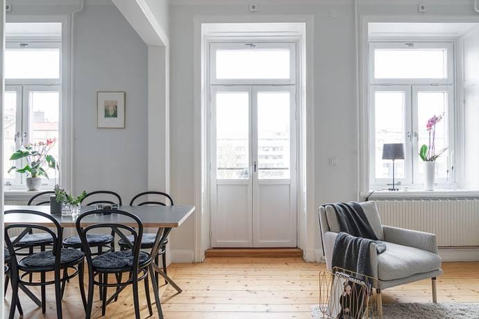 Bild: 3 rum bostadsrätt på Valhallavägen 38, 4tr, Stockholms kommun Östermalm / Vasastan
