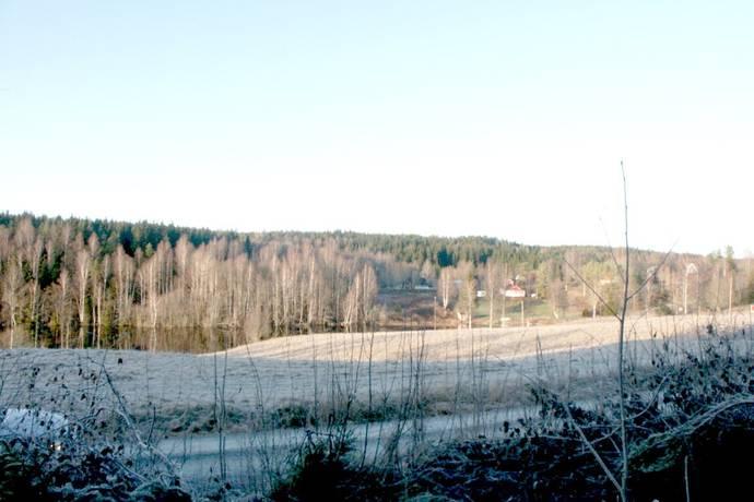 Bild: tomt på Strömmer, Årjängs kommun Strömmer