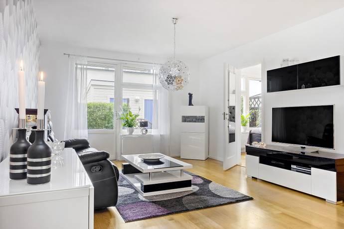 Bild: 3,5 rum bostadsrätt på Arvikagatan 19C, Stockholms kommun Farsta - Larsboda