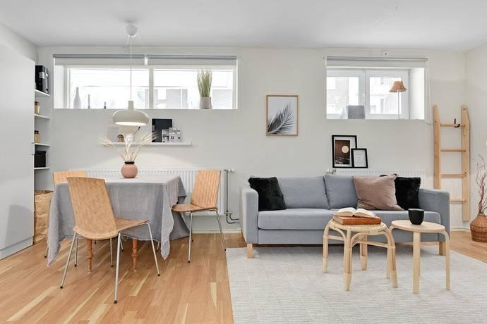 Bild: 1 rum bostadsrätt på Norra Majorsgatan 20, Umeå kommun Haga