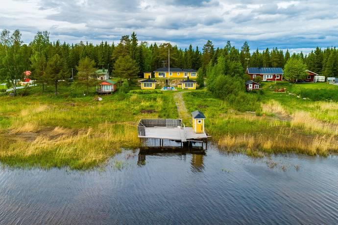 Bild: 4 rum villa på Stormviksvägen 78, Luleå kommun Brändön