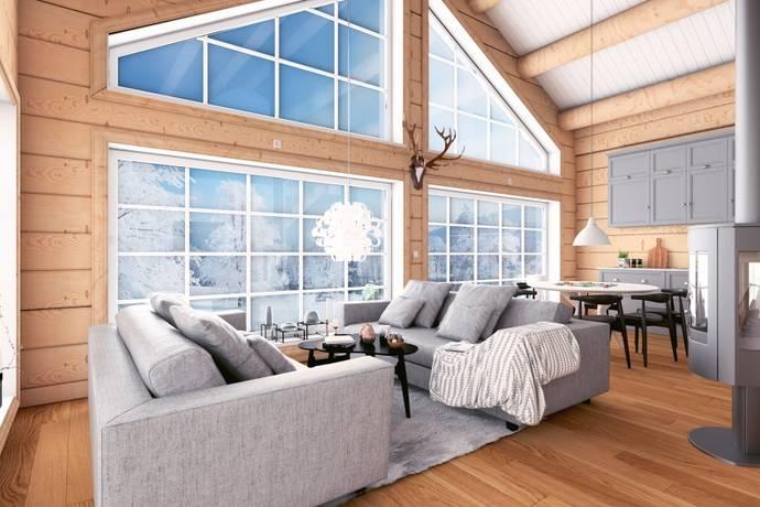 Bild: 4 rum bostadsrätt på Tallmyrslingan 9, lägenhet 1, Malung-Sälens kommun Sälen
