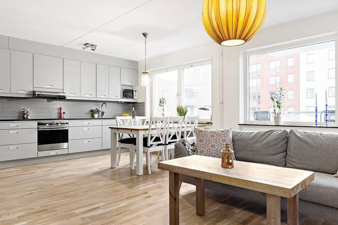 Bild: 2 rum bostadsrätt på Hamngatan 30, Sundbybergs kommun Centrala Sundbyberg