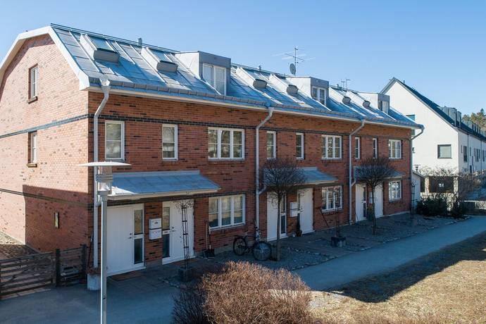 Bild: 6 rum radhus på Skyttevägen 13 D, Nacka kommun Saltsjöbaden
