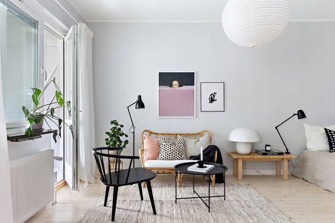 Bild: 1 rum bostadsrätt på Östanvägen 3A, Nyköpings kommun Öster - Fågelbo