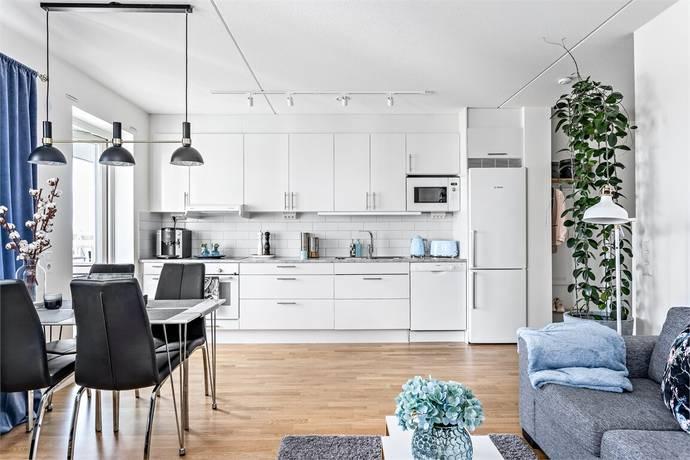 Bild: 2 rum bostadsrätt på Hjärtstensvägen 13, Upplands-Bro kommun Kungsängen - Norrboda