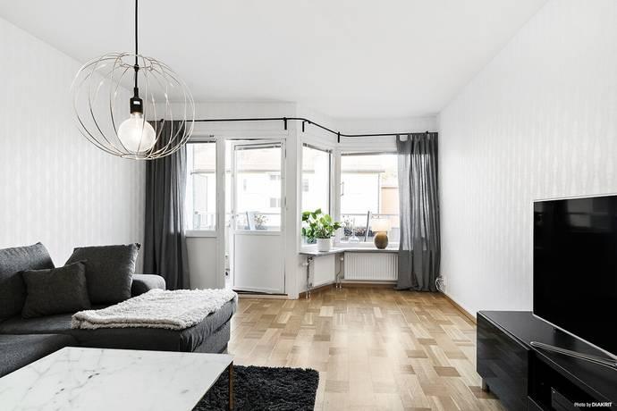 Bild: 2 rum bostadsrätt på Stentorpsgatan 26C, Västerås kommun Malmaberg