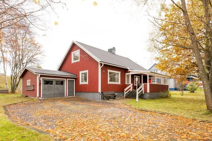 Bild: 5 rum villa på Mellanvägen 39, Örnsköldsviks kommun Domsjö
