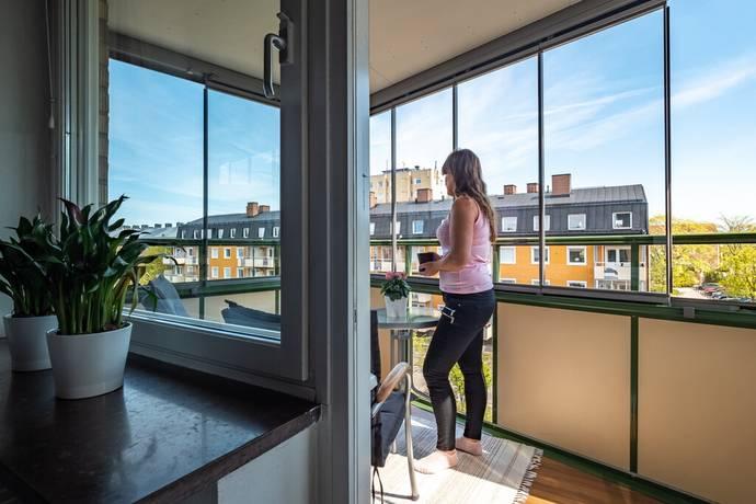 Bild: 2 rum bostadsrätt på Brynäsgränd 13, Gävle kommun