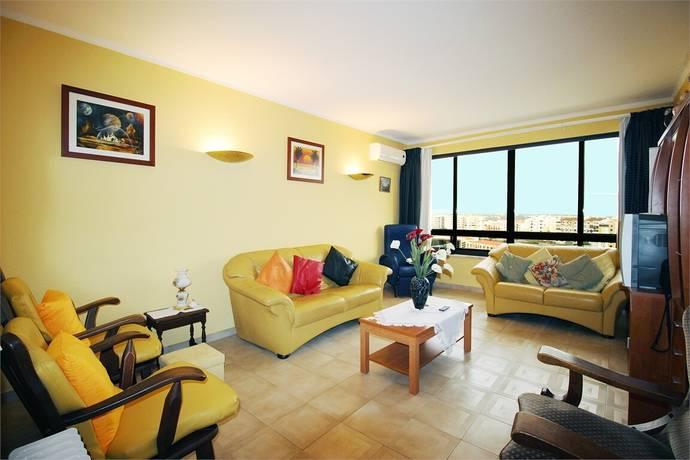 Bild: 3 rum bostadsrätt på En trerummare med utsikt!, Portugal Portimão | Algarve