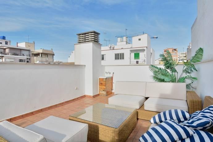 Bild: 3 rum bostadsrätt på Santa Catalina, Mallorca, Spanien Santa Catalina & Es Jonquet