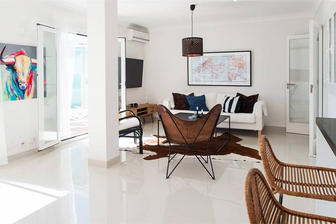 Bild: 3 rum bostadsrätt på Nyrenoverad bostad i Santa Catalina, Spanien Palma   Mallorca