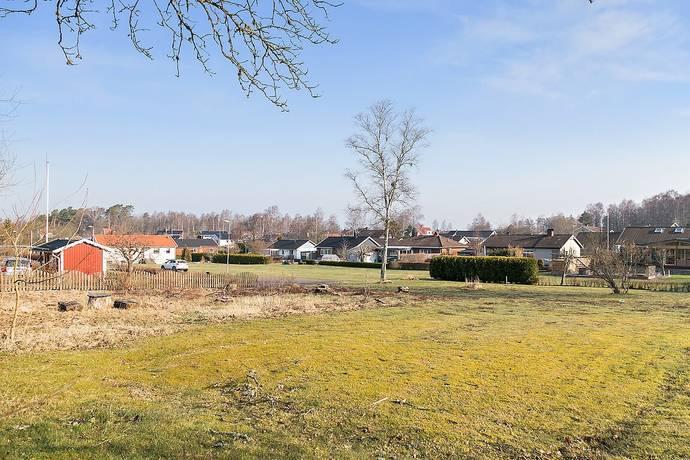 Bild: tomt på Vinbäcksvägen 13, Tanums kommun Tanumshede