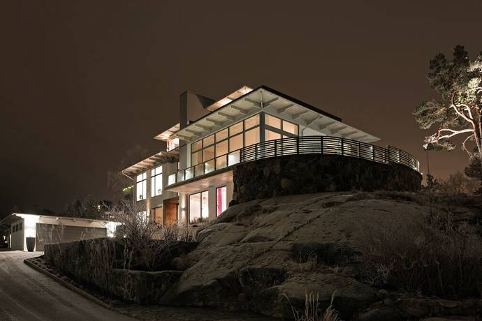 Bild: 7 rum villa på Hallonbacken 6, Tyresö kommun Tyresö Strand