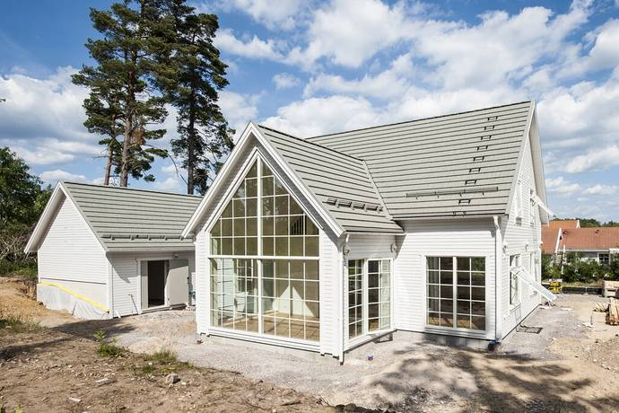 Bild: 7 rum villa på Gunnarstorpsvägen 17, Linköpings kommun Ljungsbro