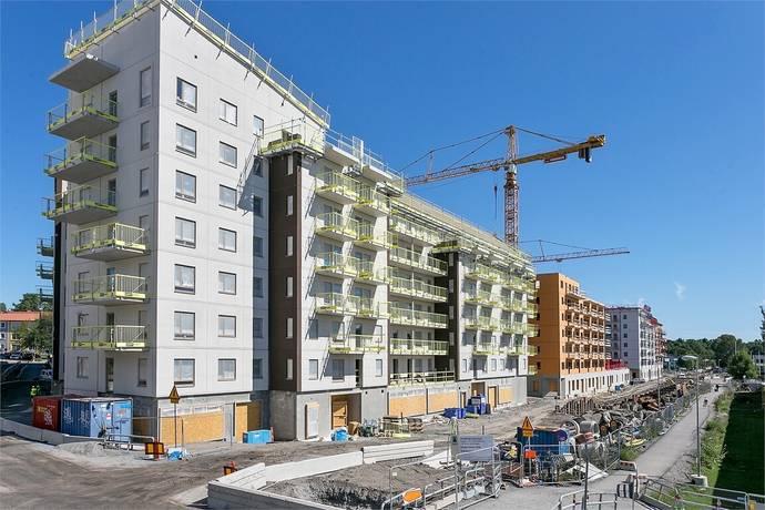 Bild: 1,5 rum bostadsrätt på Förrådsvägen 14, Huddinge kommun Centrala Huddinge