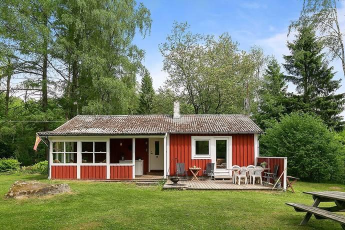 Bild: 3 rum fritidshus på Hårsjö 1196, Hässleholms kommun