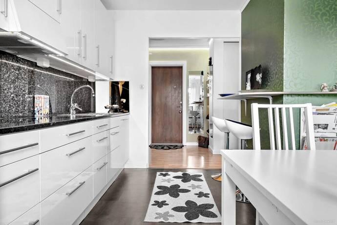 Bild: 2 rum bostadsrätt på Harmonigatan 30, Sundsvalls kommun