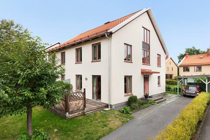 Bild: 5 rum radhus på Maria Sofias väg 50, Tyresö kommun Tyresö Strand