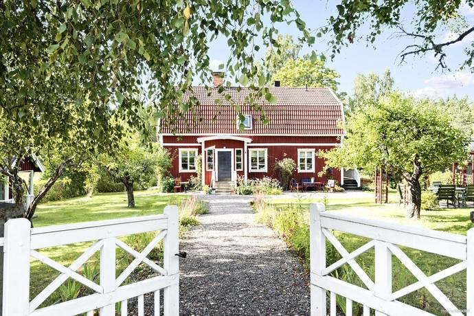 Bild: 6 rum villa på Tunaby 4, Uppsala kommun