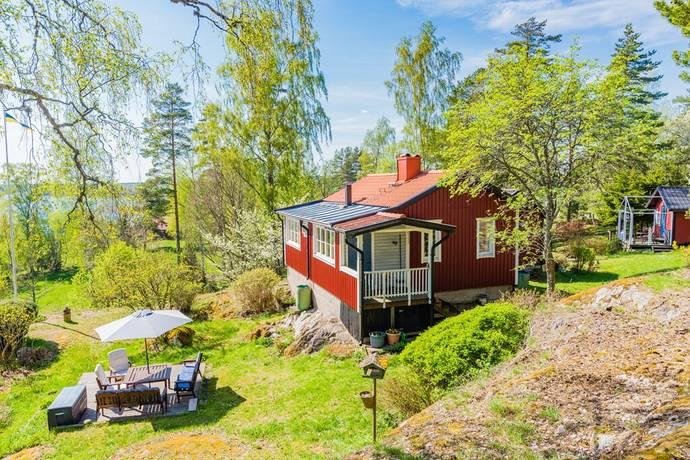 Bild: 2 rum fritidshus på Kvarnberget 1, Nyköpings kommun Råby
