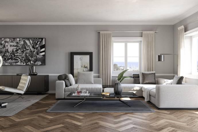 Bild: 3 rum bostadsrätt på Köpmansgatan 29 - lgh 201, Båstads kommun Båstad