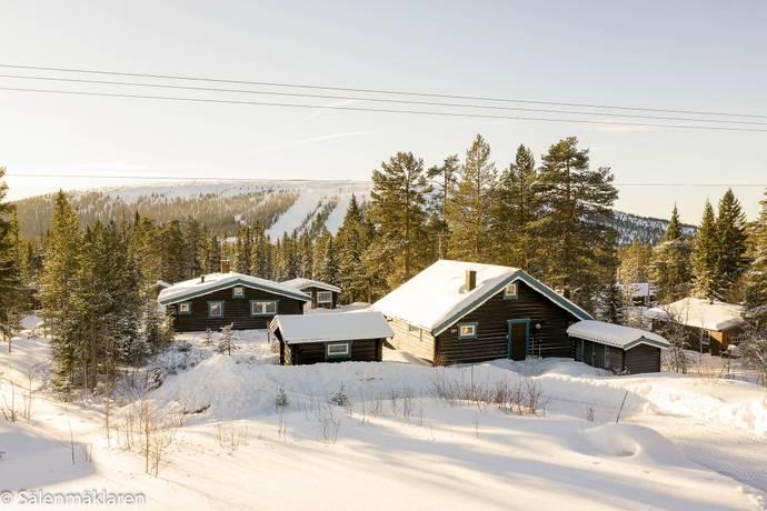 Bild: 8 rum fritidshus på Knippstigen  28 A + B, Malung-Sälens kommun Gusjösätern, Tandådalen, Sälen
