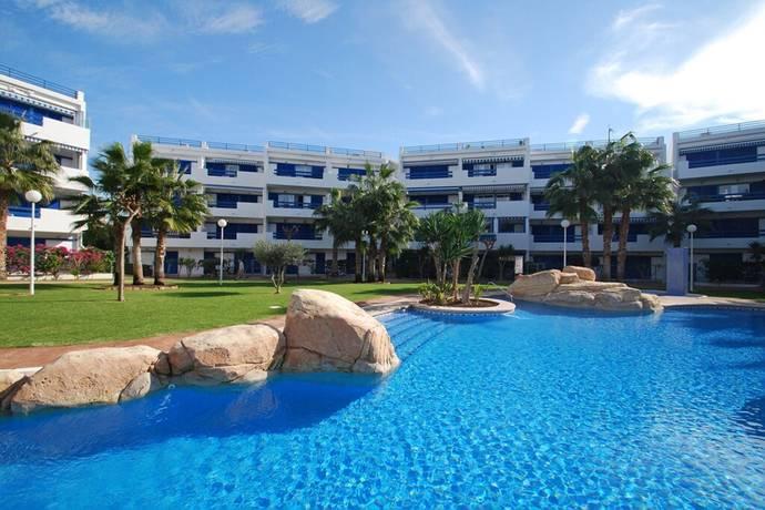 Bild: 3 rum bostadsrätt på Havsnära i Urb. La Calma, Spanien Costa Blanca - Playa Flamenca